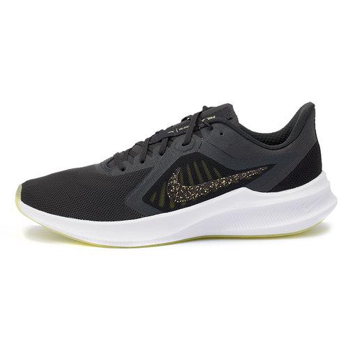Nike Downshifter 10 Special Edition - Αθλητικά - ΓΚΡΙ ΣΚΟΥΡΟ/ΜΑΥΡΟ