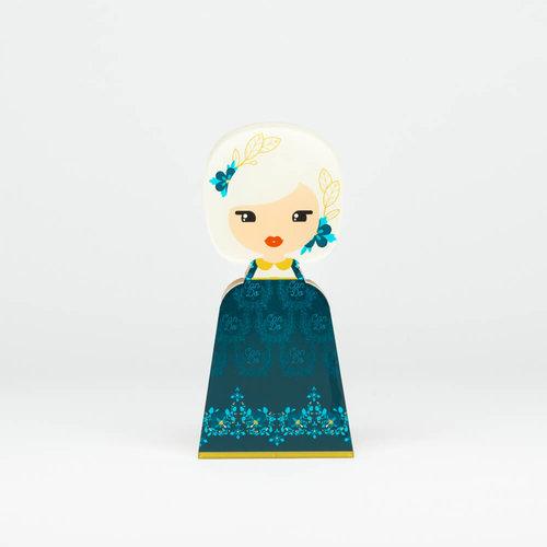 Lil'Ledy Figurine Bold Flower  Fearless Medium - Δώρα - ΔΙΑΦΟΡΑ ΧΡΩΜΑΤΑ