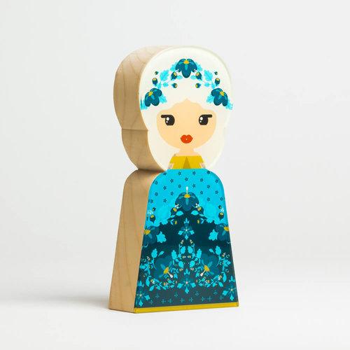 Lil'Ledy Figurine Bold Flower  Unlabeled Large - Δώρα - ΔΙΑΦΟΡΑ ΧΡΩΜΑΤΑ