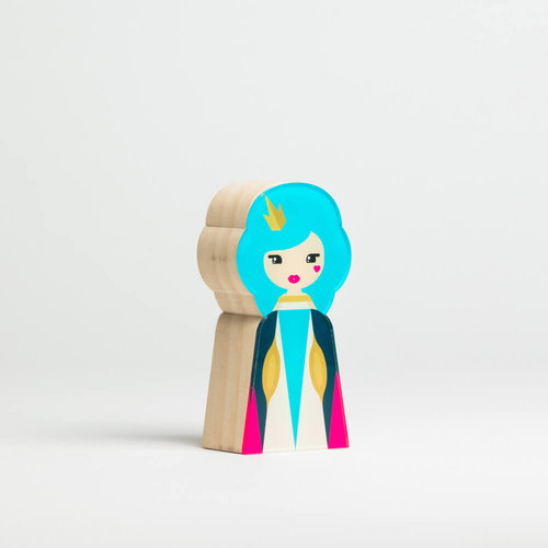 Lil'Ledy Figurine Circus Circus Strong & Sweet Small - Δώρα - ΔΙΑΦΟΡΑ ΧΡΩΜΑΤΑ