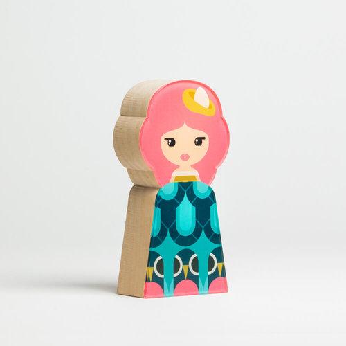Lil'Ledy Figurine Free Bird Grow Medium - Δώρα - ΔΙΑΦΟΡΑ ΧΡΩΜΑΤΑ