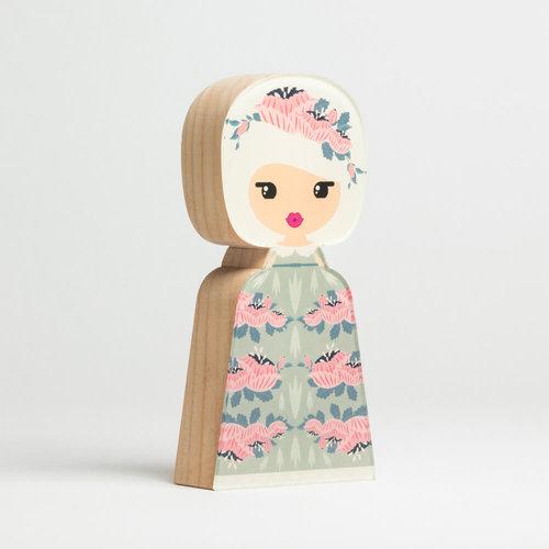 Lil'Ledy Figurine Flower Head Pink Unstoppable Large - Δώρα - ΔΙΑΦΟΡΑ ΧΡΩΜΑΤΑ