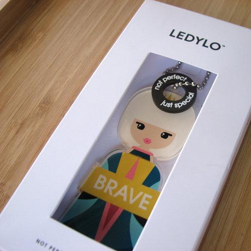 Lil'Ledy Keyring - Δώρα - ΔΙΑΦΟΡΑ ΧΡΩΜΑΤΑ