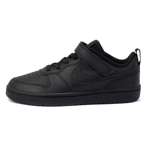 Nike Court Borough Low 2 (Psv) - Αθλητικά - ΜΑΥΡΟ