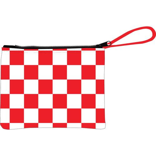 Lyc One Safe Pocket - Πορτοφόλια - ΚΟΚΚΙΝΟ/ΛΕΥΚΟ