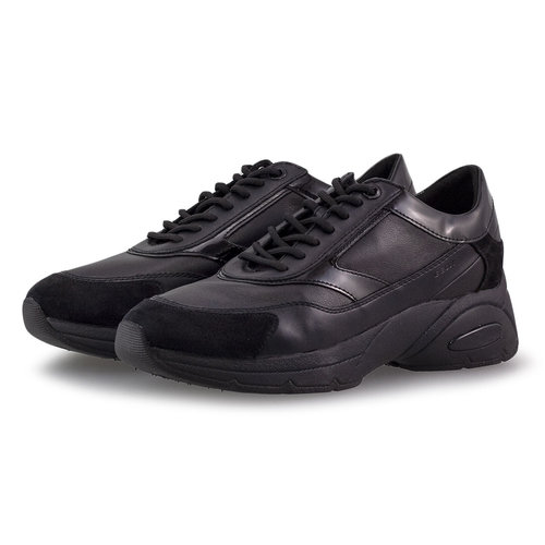 Geox D Alhour A - Sneakers - ΜΑΥΡΟ
