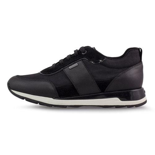 Geox D New Aneko B Abx A - Sneakers - ΜΑΥΡΟ
