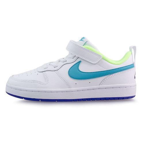Nike Court Borough Low 2 (Psv) - Sneakers - ΛΕΥΚΟ