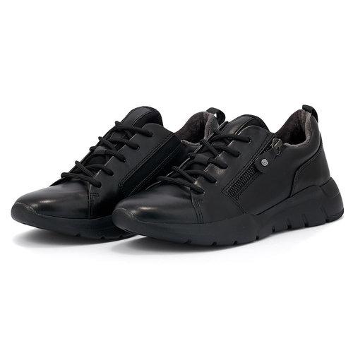 Jana - Sneakers - ΜΑΥΡΟ