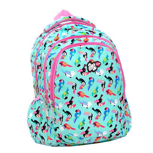 Lyc One Parrots Line Backpack - Σχολικές Τσάντες - ΣΙΕΛ