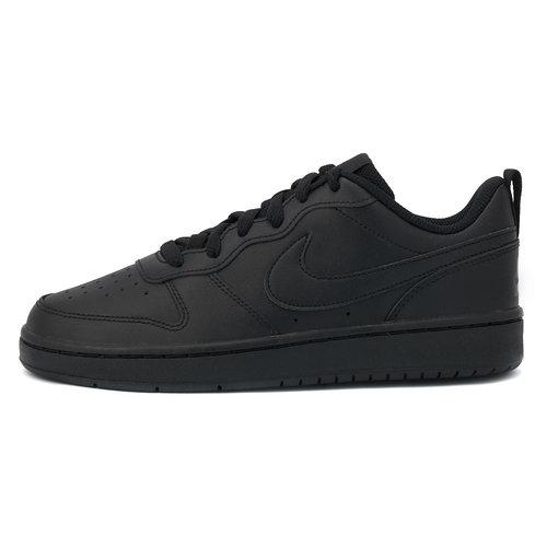 Nike Court Borough Low 2 (Gs) - Sneakers - ΜΑΥΡΟ