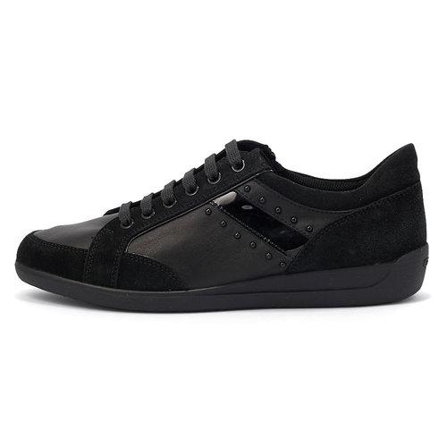 Geox D Myria H - Sneakers - ΜΑΥΡΟ