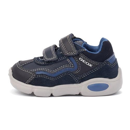 Geox B Pillow B. A - Sneakers - ΜΠΛΕ ΣΚΟΥΡΟ