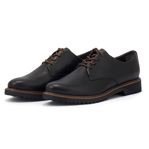 Marco Tozzi - Brogues & Loafers - ΜΑΥΡΟ