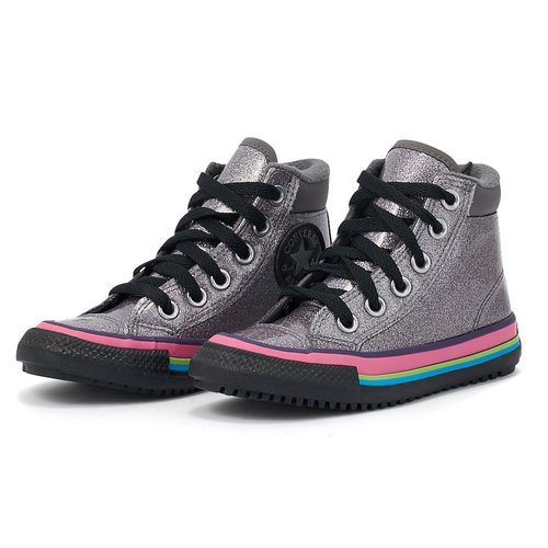 Converse Chuck Taylor All Star Converse Boot Pc - Sneakers - ΓΚΡΙ