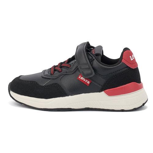 Levis Detroit Jn - Sneakers - ΜΑΥΡΟ