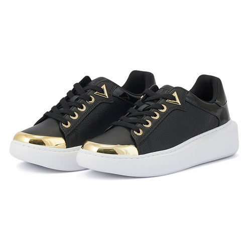 Guess Brandyn - Sneakers - ΜΑΥΡΟ