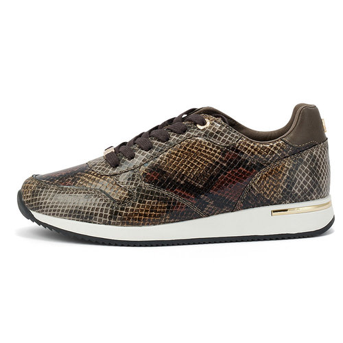 Mexx Eflin - Sneakers - ΚΑΦΕ/ΓΚΡΙ