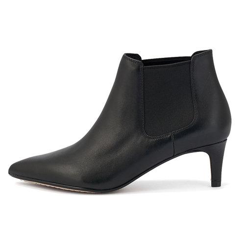 Clarks Laina55 Boot2 - Μποτάκια - ΜΑΥΡΟ