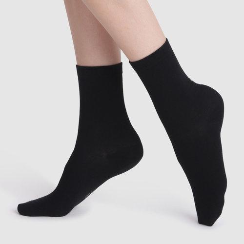 Dim - Κάλτσες - ΜΑΥΡΟ-ΜΑΥΡΟ
