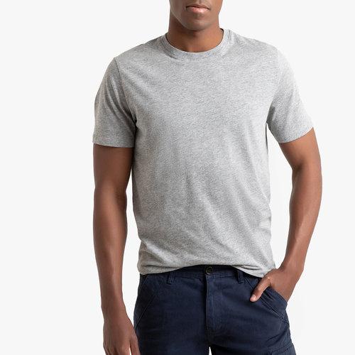 Κοντομάνικη μπλούζα - Μπλούζες & Πουκάμισα - ΓΚΡΙ ΑΝΟΙΧΤΟ