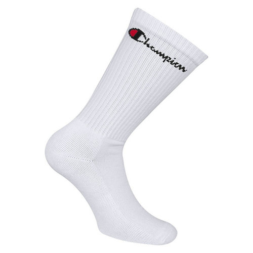Champion - Κάλτσες - ΤΥΠΩΜΕΝΟ / ΛΕΥΚΟ