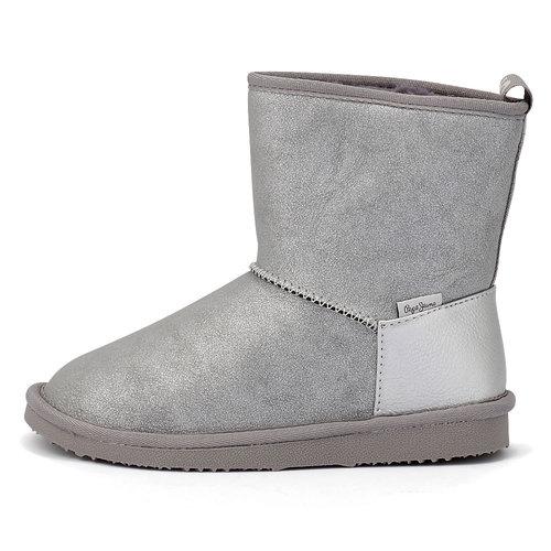 Pepe Jeans Angel Shiny - Μπότες - ΑΣΗΜΙ