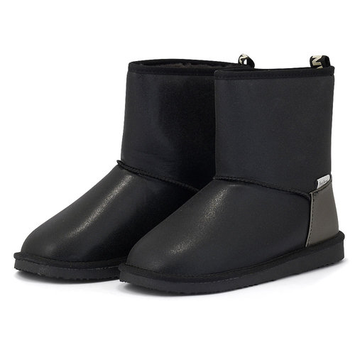 Pepe Jeans Angel Shiny - Μπότες - ΜΑΥΡΟ