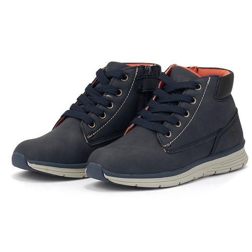 Lumberjack Alvis Ankle Boot - Μποτάκια - ΜΠΛΕ