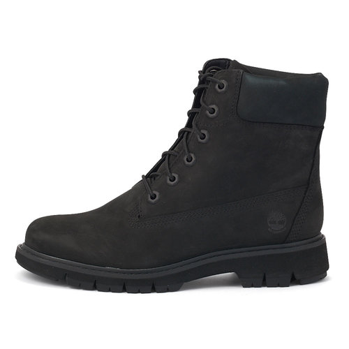 Timberland Lucia Way 6In Wp Blk - Μποτάκια - ΜΑΥΡΟ