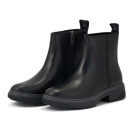Timberland Nolita Sky Ankl Boot Blk - Μποτάκια - ΜΑΥΡΟ
