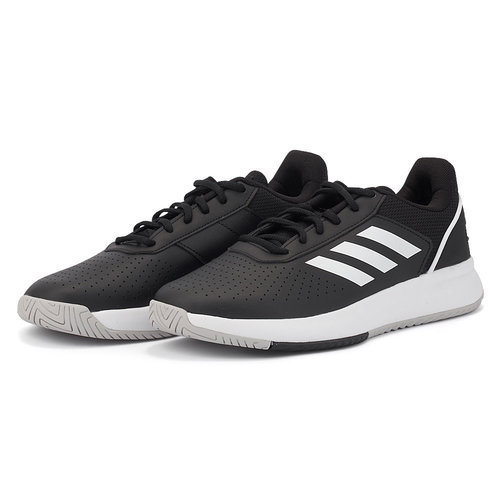 adidas Courtsmash - Αθλητικά - ΜΑΥΡΟ/ΛΕΥΚΟ