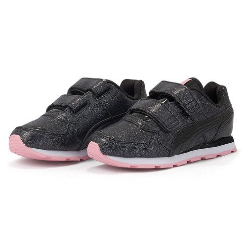 Puma Vista Glitz V Ps - Sneakers - ΜΑΥΡΟ