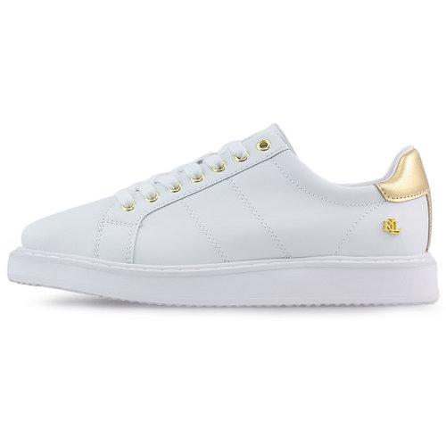 Lauren Ralph Lauren - Sneakers - ΛΕΥΚΟ