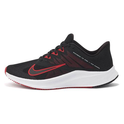 Nike Quest 3 - Αθλητικά - ΜΑΥΡΟ/ΚΟΚΚΙΝΟ
