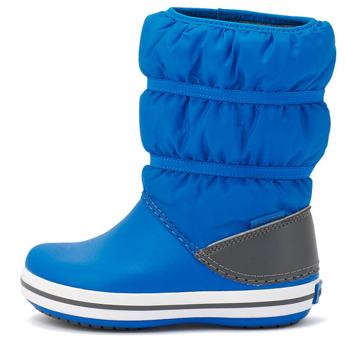 Crocs Crocband Winter Boot K - Γαλότσες - ΜΠΛΕ