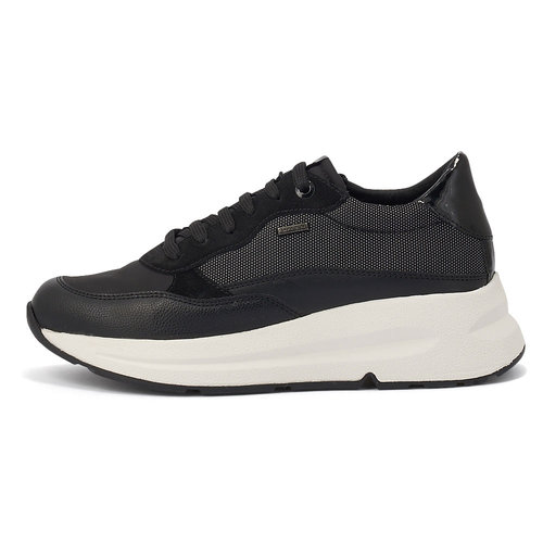 Geox D Backsie B Abx B - Sneakers - ΜΑΥΡΟ
