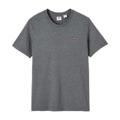 Κοντομάνικο T-shirt - Μπλούζες & Πουκάμισα - MID-GREY