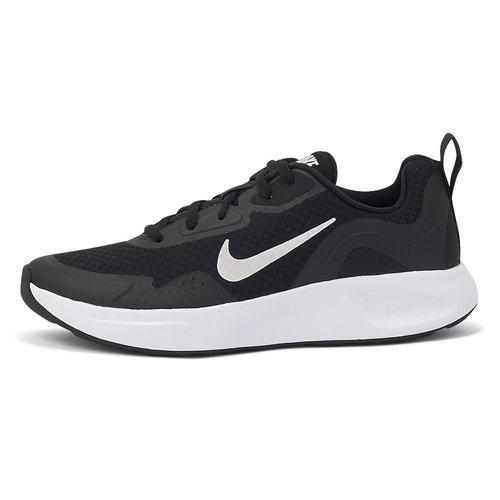 Nike Wearallday - Αθλητικά - ΜΑΥΡΟ/ΛΕΥΚΟ