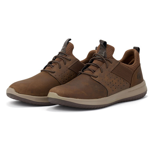 Skechers Delson - Axton - Sneakers - ΚΑΦΕ