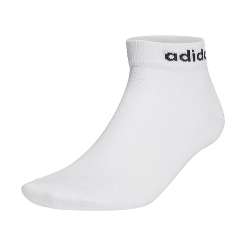 adidas Non Cushioned Ankle 3Pp - Κάλτσες - ΛΕΥΚΟ