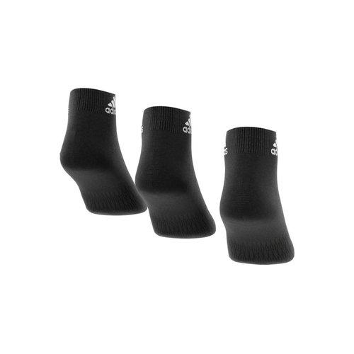 adidas Light Ank 3Pp - Κάλτσες - ΜΑΥΡΟ
