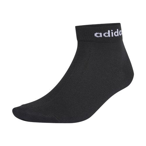 adidas Non Cushioned Ankle - Κάλτσες - ΜΑΥΡΟ