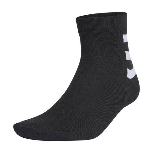 adidas 3 Stripes Ankle 3Pp - Κάλτσες - ΜΑΥΡΟ