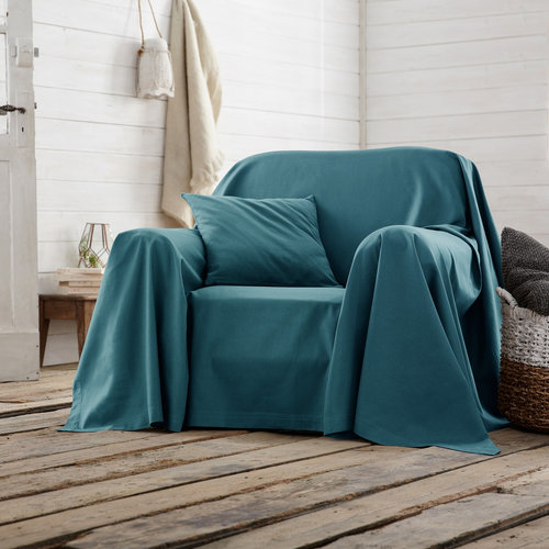 Ριχτάρι καναπέ ή πολυθρόνας - Διακόσμηση - ΠΡΑΣΙΝΟ-ΚΙΤΡΙΝΟ