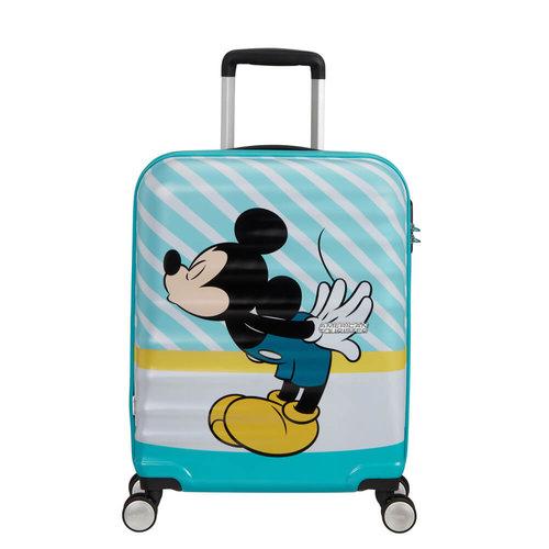American Tourister Disney - Βαλίτσες - ΜΠΛΕ