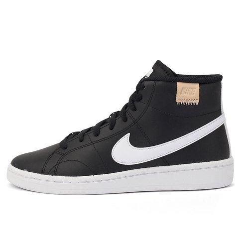 Nike Court Royale 2 Mid - Αθλητικά - ΜΑΥΡΟ/ΛΕΥΚΟ