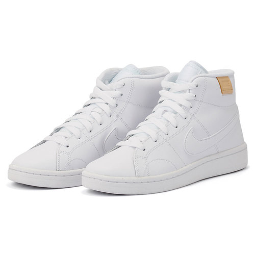 Nike Court Royale 2 Mid - Αθλητικά - ΛΕΥΚΟ