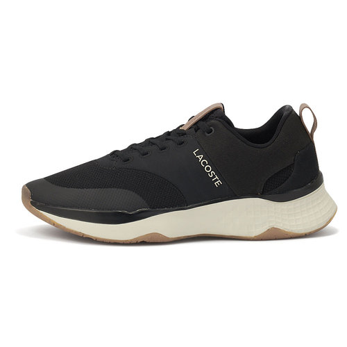 Lacoste Court-Drive - Sneakers - ΜΑΥΡΟ
