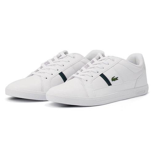 Lacoste Europa 0120 1 Sma - Sneakers - ΛΕΥΚΟ